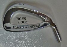 Tiger Edge Forged Cavity Back Irons - 3-PW or 3-SW - Club Heads Only .370 Hosel