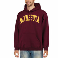 Minnesota Golden Gophers Maroon Basic Arch Pullover Hoodie - College