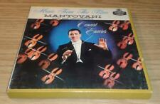 Mantovani & His Orchestra Music From The Films 4 Track Stereo Reel To Reel Tape
