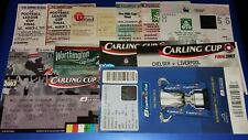 League Cup Final Tickets 1972-2013 (UPDATED)