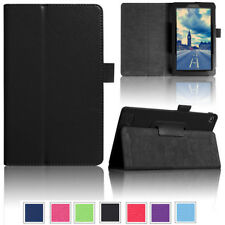 Stand Leather Case Cover Holder For Amazon Kindle Fire HD 7 HD 8 HD 10 2017 Gen