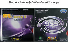 Galaxy 955 Long Pips Out Table Tennis Rubber with sponge