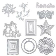 Embossing Stencil Metal Cutting Dies for Scrapbooking Album Paper DIY Crafts