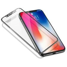 5D Full Screen Coverage Edge Curved,for iPhone X Front+Back 9H HD Protector