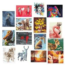 DIY Paint By Number Kit Digital Oil Painting Canvas No framed Wall Decor