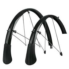 SKS P55 Chromoplastic Longboard Bicycle Fenders - 26 x 1.6-2.1