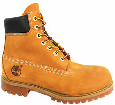 Timberland AF 6Inch Prem Mens Boys Boots Wheat Leather Winter Casual 10061 OP D1