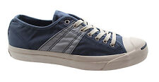 Converse JP OX Oxford Jack Purcell Navy Canvas Mens Unisex Trainers 129448C D77
