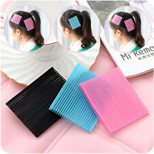6Pcs Front Hair Fringe Bang Holder Stabilizer Grip Makeup Sticker Pad Wash Face