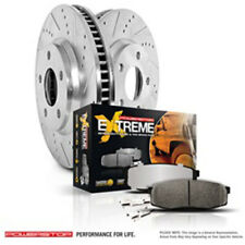 Power Stop K6258-36 Truck and Tow Z36 Brake Upgrade Kit Cross-Drilled/Slotted Ro