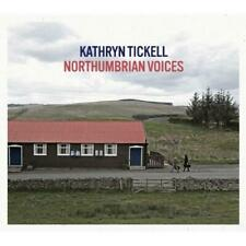 Kathryn Tickell - Northumbrian Voices (NEW CD)