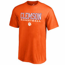 Fanatics Branded Clemson Tigers Youth Orange True Sport Basketball T-Shirt