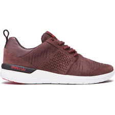 Supra Scissor Mens Footwear Shoe - Mahogany All Sizes