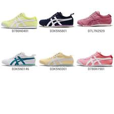 Asics Onitsuka Tiger Mexico 66 Slip-On Women Girls Shoe Sneakers Trainers Pick 1
