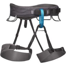 Black Diamond Momentum Mens Climbing Gear Harness - Slate All Sizes