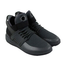 Supra Skytop V Mens Gray Suede Athletic Lace Up Training Shoes
