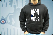 UNISEX SWEATSHIRT OR BABY WE ARE MODS THE WHO TARGET VESPA PETE TOWNSHEND BABA