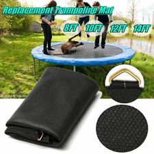 Replacement Trampoline Jumping Mat Round Outdoor Spring Spare 8ft 10ft 12ft 14ft