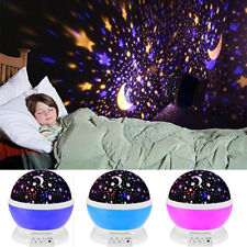 Exquisite Romantic LED Starry Night Sky Galaxy Projector Lamp Star light Cosmos