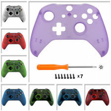 Matte Soft Touch Top Faceplate Shell Cover for Microsoft Xbox One S X Controller