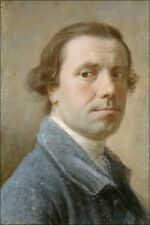Poster, Many Sizes; Allan Ramsay Allan Ramsay, 1713 1784. Artist Self Portrait