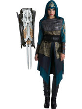 Assassin's Creed Movie Maria Deluxe Womens Costume Bundle