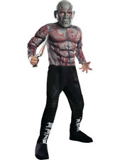 Child's Deluxe Marvel Guardians Of The Galaxy Drax The Destroyer Costume