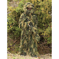 Red Rock Outdoor Gear Camo Ghillie Suit 5-Piece Youth Size 14-16