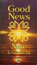 New Testament: Good News Bible, Anonymous, Used; Good Book