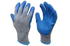 G & F Products Ultimate Heavy Duty Latex Coated Multipurpose Safety Work Gloves