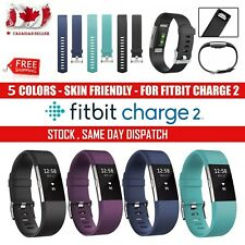 For Fitbit Charge 2 Watch Various Luxe Band Replacement Wristband Strap Bracelet