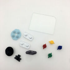 For Gameboy DMG-01 OEM Buttons A B For Raspberry Pi Modify Glass Clear Lens