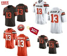2019 Cleveland Browns #13 Odell Beckham Jr. Men's Stitched Jersey Free Shipping