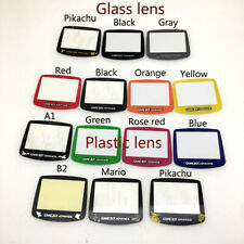 Multiple type For Game Boy Advance GBA Lens Cover Screen Protector for GBA Lens