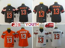 2019 Cleveland Browns #13 Odell Beckham Jr. Youth Stitched Jersey Free Shipping