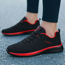 Lac-up Mesh Men Casual Shoes Sneakers Lightweight Comfortable Breathable Walking