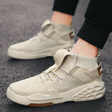 Men's Fashion Casual Shoes Sports Sneakers Athletic Breathable Running Jogging
