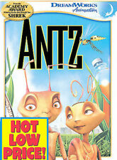 ANTZ DVD Brand NEW Woody Allen, Sharon Stone Factory Sealed Widescreen
