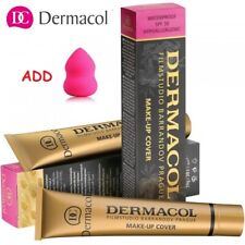 Dermacol High Cover Makeup Foundation Waterproof SPF-30 (Authentic) - 30 gr