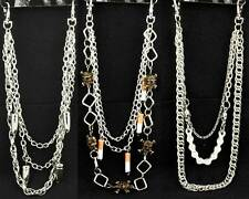 HIP HOP JEAN CHAIN WALLET CHAIN KEY HOLDER MULTI-STYLES Men Women