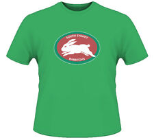 South Sydney Rabbitohs Australian Rugby Sport Fun T shirt