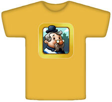 Trade Nation Smart Phone App Video Game online T Shirt