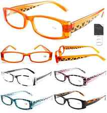 Reading Glasses with Spotted Design