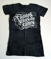 Famous Stars and Straps Women's Girls Juniors T Shirt
