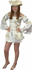 PIRATE/MARIE ANTIONETTE GIRLS FANCY DRESS COSTUME