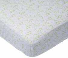 NEW Carters Easy Fit Cotton Printed Crib Fitted Sheet