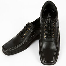 New Master Lace Black Sneakers Shoes Mens