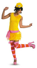 Big Bird Sesame Street Adult Womens Halloween Costumes