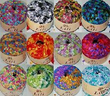 Butterfly Novelty Lili yarn Multi 198 yrds/ball-your choice from 12 colors!