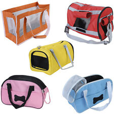 5 Color Pet Carrier Dog Cat Doggie Carry Bag Handbag Backpack Holder